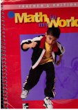 Book Cover Math In My World Grade 3 Part 2 TE (McGraw Hill Mathematics)