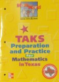 Book Cover Math in My World Taks Preparation and Practice for Mathematics in Texas - Grade 1