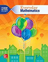 Book Cover Everyday Mathematics 4, Grade 3, Student Math Journal 1