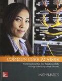 Book Cover Common Core Achieve, Mathematics Subject Module (BASICS & ACHIEVE)