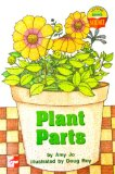 Book Cover Plant Parts - Amy Jo (Paperback) - Leveled Books Science (McGraw Hill)