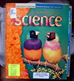 Book Cover Teacher's Edition Physical Science Unit E and Unit F Tennessee Edition (McGraw-Hill Science:)