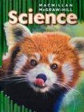 Book Cover Science Macmillan McGraw-Hill 3 Hardcover