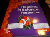 Book Cover Reading in Science Resources (Science: Grade 4)