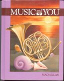 Book Cover Music and You (Grade 5)