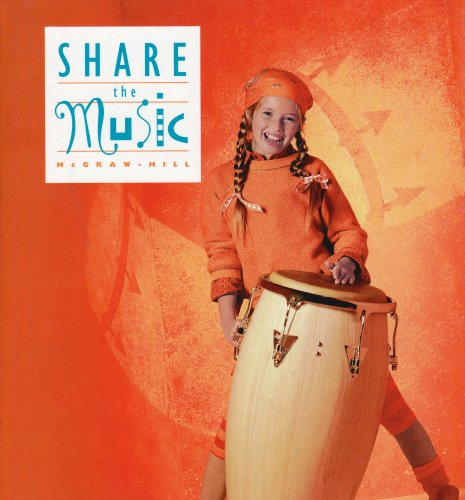 Book Cover Share the Music, Grade 5