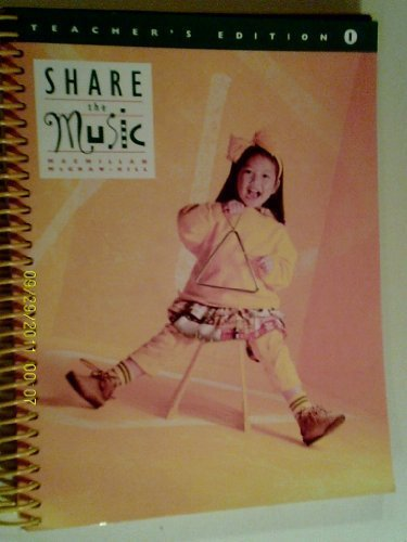 Book Cover Share the Music - 1st Grade (Teacher's Edition)