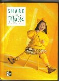Book Cover Share the Music, Grade 1