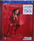 Book Cover Share the Music, Grade 2