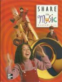 Book Cover Share the Music Grade 3