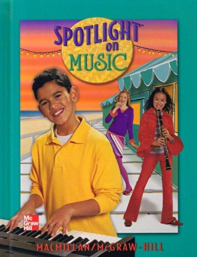 Book Cover Spotlight on Music grade 7