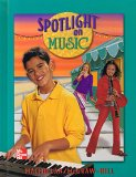 Book Cover Spotlight on Music grade 7