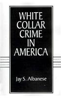 Book Cover White Collar Crime in America