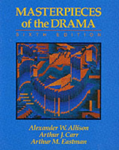 Book Cover Masterpieces of the Drama