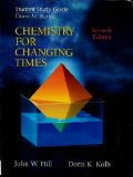 Book Cover Chemistry for Changing Times