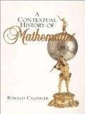 Book Cover A Contextual History of Mathematics
