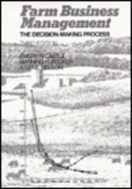 Book Cover Farm Business Management: The Decision Making Process (3rd Edition)