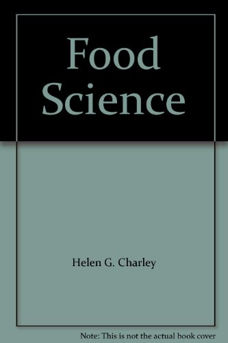 Book Cover Food Science