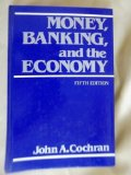 Book Cover Money, Banking and the Economy