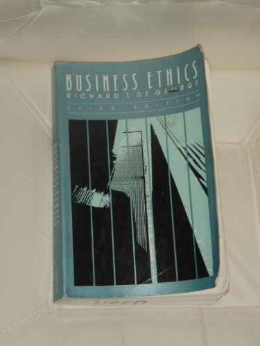 Book Cover Business Ethics