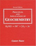 Book Cover Principles and Applications of Geochemistry (2nd Edition)