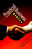 Book Cover Practical Business Ethics