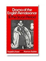 Book Cover Drama of the English Renaissance: Volume 2, The Stuart Period