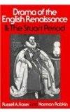 Book Cover Drama of the English Renaissance: Volume 2, The Stuart Period