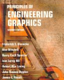 Book Cover Principles of Engineering Graphics (2nd Edition)