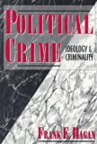 Book Cover Political Crime: Ideology & Criminality