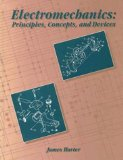 Book Cover Electromechanics: Principles Concepts and Devices