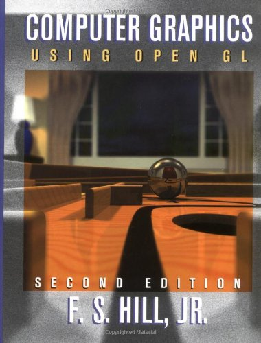 Book Cover Computer Graphics Using Open GL (2nd Edition)