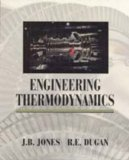 Book Cover Engineering Thermodynamics