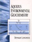 Book Cover Aqueous Environmental Geochemistry