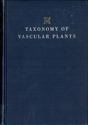 Book Cover Taxonomy of Vascular Plants