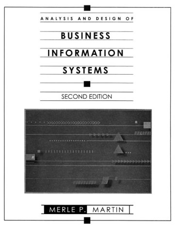 Book Cover Analysis and Design of Business Information Systems (2nd Edition)