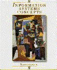 Book Cover Information Systems Concepts