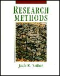 Book Cover Research Methods