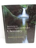 Book Cover Introduction to General, Organic, and Biological Chemistry