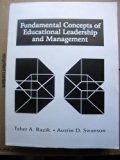 Book Cover Fundamental Concepts of Educational Leadership and Management