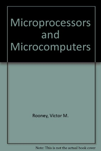 Book Cover Microprocessors and Microcomputers