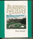 Book Cover Business Statistics by Example (5th Edition) Part A and Part B