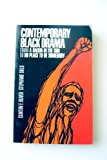 Book Cover Contemporary Black Drama: From A Raisin in the Sun to No Place to Be Somebody