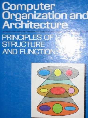 Book Cover Computer Organization and Architecture: Principles of Structure and Function