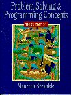 Book Cover Problem Solving and Programming Concepts