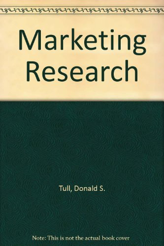 Book Cover Marketing Research