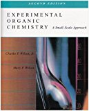 Book Cover Experimental Organic Chemistry: A Small Scale Approach (2nd Edition)