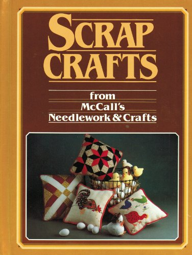 Book Cover Scrap Crafts from McCall's Needlework & Crafts