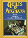 Book Cover Quilts and Afghans from McCall's Needlework and Crafts