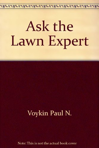 Book Cover Ask The Lawn Expert